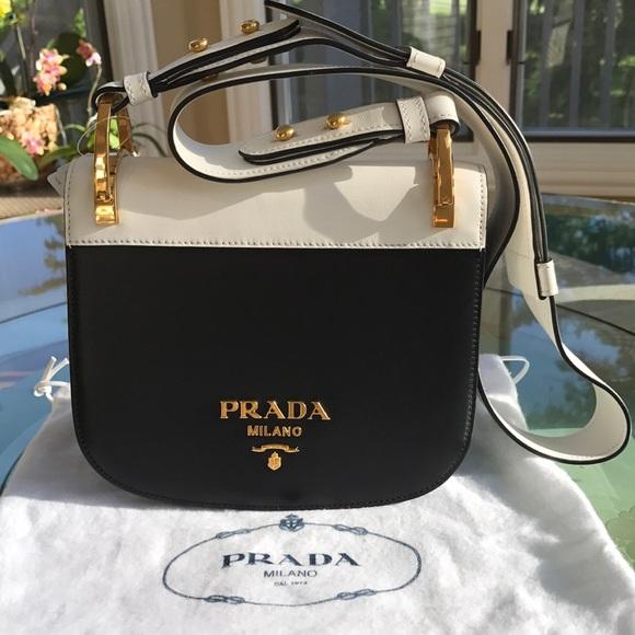 e00399e4e384e7 Prada Bags | Pionniere Webstrap Shoulder Bag | Poshmark
